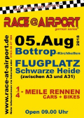 Race At Airport